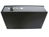 FAS1-MAX XL Handgun Safe (w/Carpet Lined Interior - NO HOLSTER)